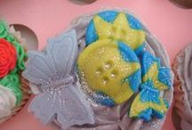 Pastel Bakes and Cakes / Great bakes with pastel hues