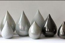 Gedenkobjecten & urnen / to make a special place ....