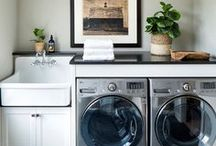 Home: Mudroom and Laundry