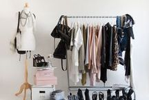 Home: Closet and Vanity