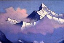 Nicholas Roerich Paintings / by Jon Opalski