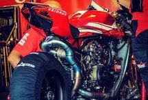 Ducati Motor Holding S.p.A / Ducati Motor Holding S.p.A. is an Italian company that designs and manufactures motorcycles. Headquartered in Bologna, Italy.
