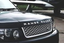 Range Rover / The Range Rover is a large luxury four-wheel drive sport utility vehicle (SUV) produced by British car maker Land Rover, a subsidiary of Jaguar Land Rover, and serves as its flagship model. The model, launched in 1970, is now in its fourth generation.