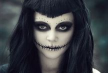 day of dead makeup/clothes ideas
