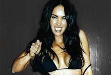 Megan Fox / Megan Denise Fox (born May 16, 1986) is an American actress and model.