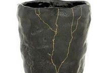 repair & kintsugi / The beauty of broken & repaired ceramics