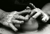 """Hands at work / """"Where the spirit does not work with the hand, there is no art."""" Leonardo da Vinci"""