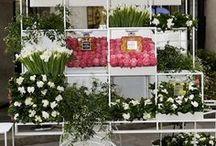 | Flower shops |
