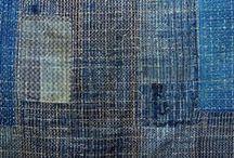 Sashiko, boro & zanshi / Repair & reuse with a decorative stitch
