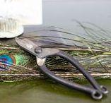 | Ikebana Beautiful Tools | / Bloomy Ikebana tools Inspiration. Like kenzan, ikebana scissors and vases. http://ikebanabeautiful.com/shop/ #kenzan #ikebana