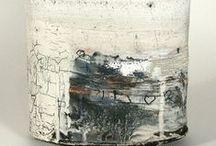 Black & white & grey / Ceramic art & tableware & more ....