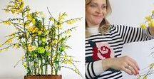 | Flower arrangement videos | / Here you can enjoy my how-to flower arrangement videos and tutorials. Learn flower arrangement tips, tricks & ideas.