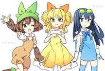 Pokémon Gijinkas / All the best Pokémon Gijinkas you could dream of  <3