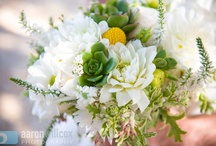 Bridal Bouquet Ideas / Fun bridal bouquets, bridal flowers and great color combinations.