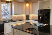 Dream Kitchens by KSI / Knoxville's Stone Interiors was voted Best of Houzz 2013!   www.knoxstoneinteriors.com