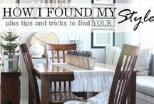 For the Home / Decorating Ideas & Resources