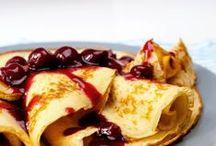 ♡ crêpes & pancakes ♡
