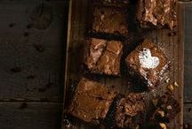 ♡ cakes, brownies, tarts, layered cakes, etc. ♡