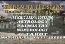 Media - Events - Expos / Amanda Hall - Psychic Hall Of Fame International Celebrity Psychic Astrologer