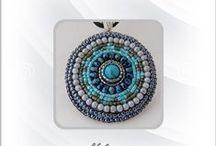 Bead jewelry /My creations/ / Gyöngyékszereim