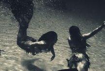 ○ mermaids ○