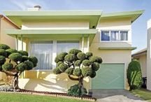 I Want to Live Here! / Cool places I fantasize living in.  #midcentury  #midcenturymodern  #interiors  #decor
