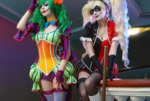 Cosplay! / We all wanna try these :P