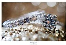 Wedding Rings / Wedding ring details by Corey Ann Photography http://www.coreyann.com