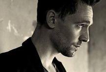 Tom Hiddleston :3 / Basically I love him