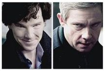 hot people and crime / Sherlock