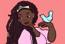 LOCTHISWAY / SISTERLOCKS AND LOCS / by GETFITTER