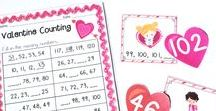 Valentine's Day: K-2 Learners / Valentine's Day lessons, crafts, snacks, and ideas for K-2 classrooms