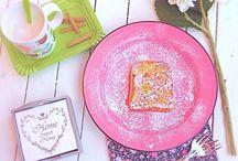 "L'angolo de ""la cake disaster"" / My food...My sweet"
