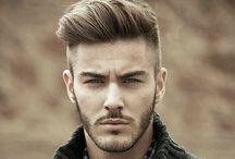 Male grooming / -_•