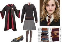 Harry Potter DIY / Just some Potter stuffs