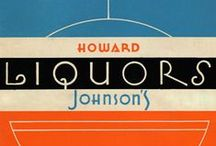 I <3 Vintage Graphic Design / Vintage Graphic Design and Typography
