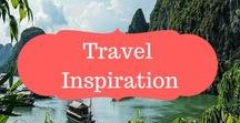 Inspiration / Travel inspiration | Travel blogs | Articles | influencers | Incredible locations