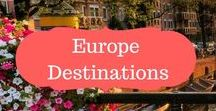 Europe destinations / Europe Destinations | Places to visit in Europe | Europe's top locations