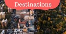 USA destinations / US Destinations| Travel destinations in the US | Cities and locations not to miss in the US