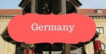 Germany / Germany destinations | Places worth visiting in Germany| Tips & Tricks when visiting Germany
