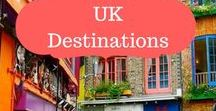 UK Destinations / UK Destinations | Places to visit in England | What not to miss on a trip to the UK