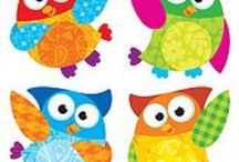 Craft and Design: Owls / by Carmen Martinez