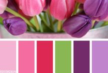 Color Story from Nature / Color Seeds for Inspiration and Personal Creativity.  / by Carmen Martinez