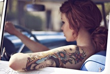 Inspiring Tattoos / Board of inspiring tattoos.