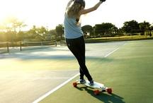 X_boarding / Pictures about longboarding, snowboarding, skateboarding etc.
