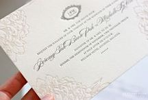 Wedding Stationery & Decor / by Michelle Peake