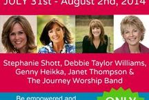 BETTER TOGETHER Conference / Discover how your can bring a BETTER TOGETHER Conference to YOUR CHUCH!