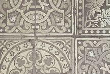 Mosaik/tiles