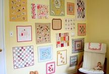 Quilts: Wall and Miniature  / by Carmen Martinez