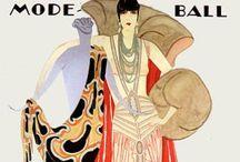 Fashion/Vintage Illustrations